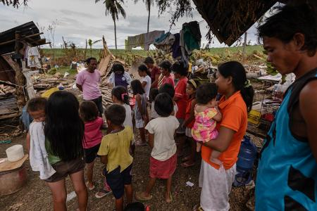 Answering despair with hope in the Philippines