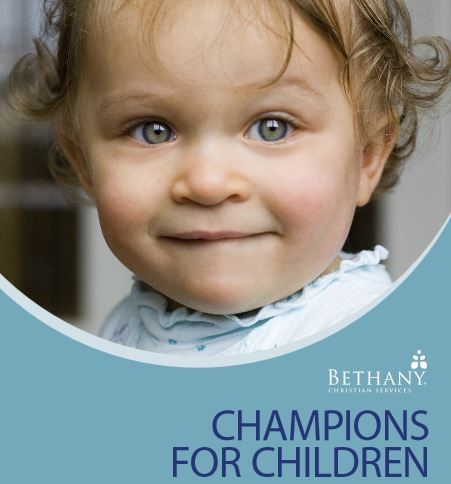 Become a Champion for Children