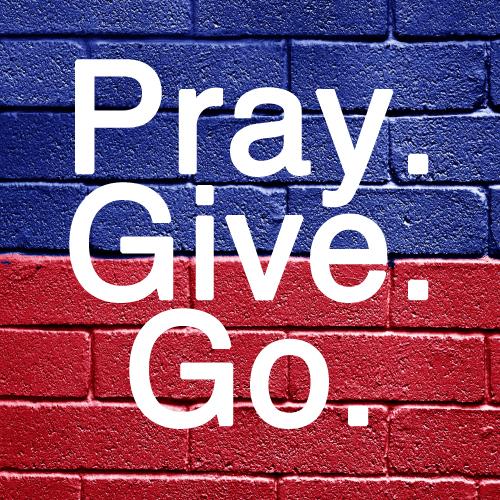 Find joy in praying