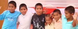 Over 10,000 orphaned children are institutionalized in Peru (Photo by Buckner International)