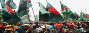 (File footage Bangladesh protests)