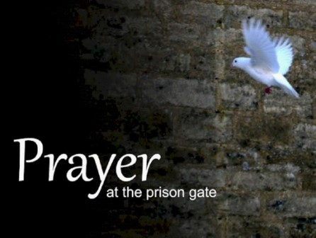 Gather at the prison gate tomorrow