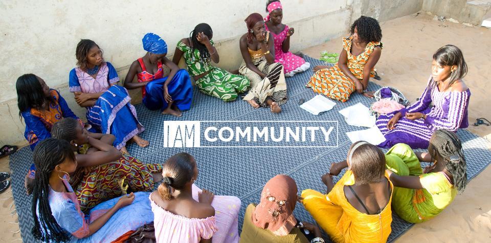 Young women get help in Nigeria