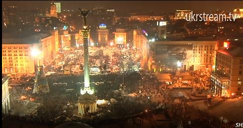 Ukraine: divided