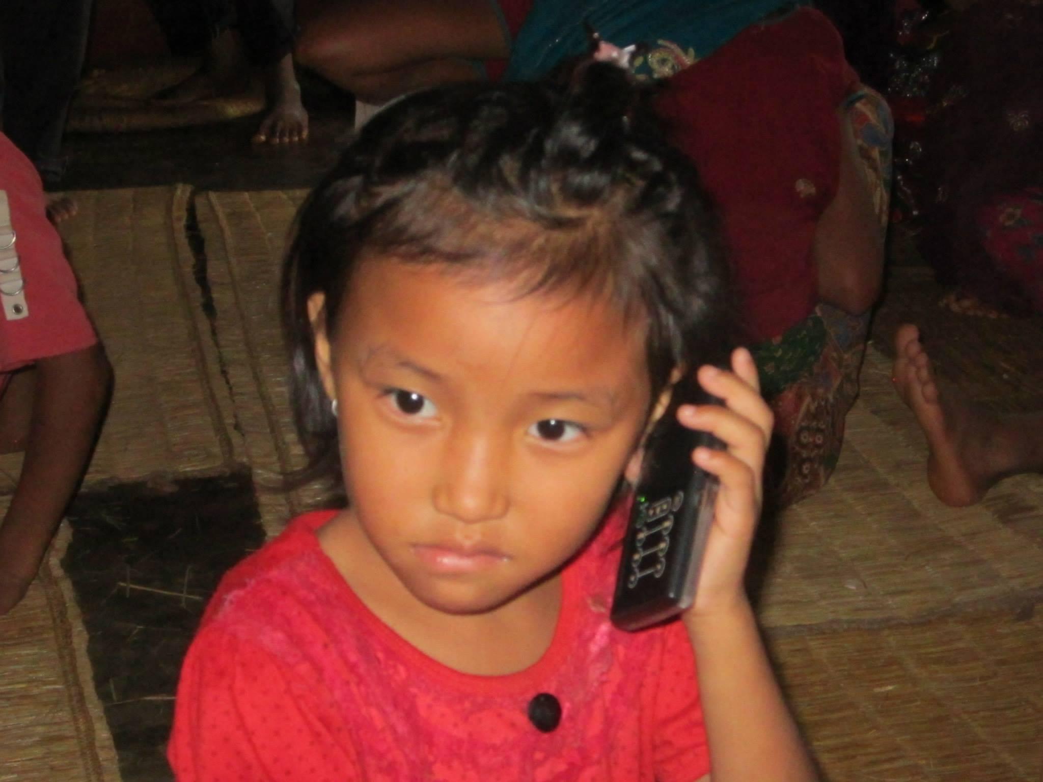 Audio Scripture in Oaxaca finishing the work