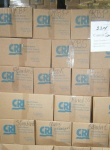 With the help of their supporters, CRI sends resources to believers all around the world.  (Image courtesy CRI)