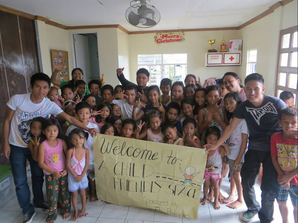 FH creates Child-Friendly Spaces