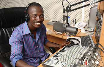 New radio stations in Africa launched