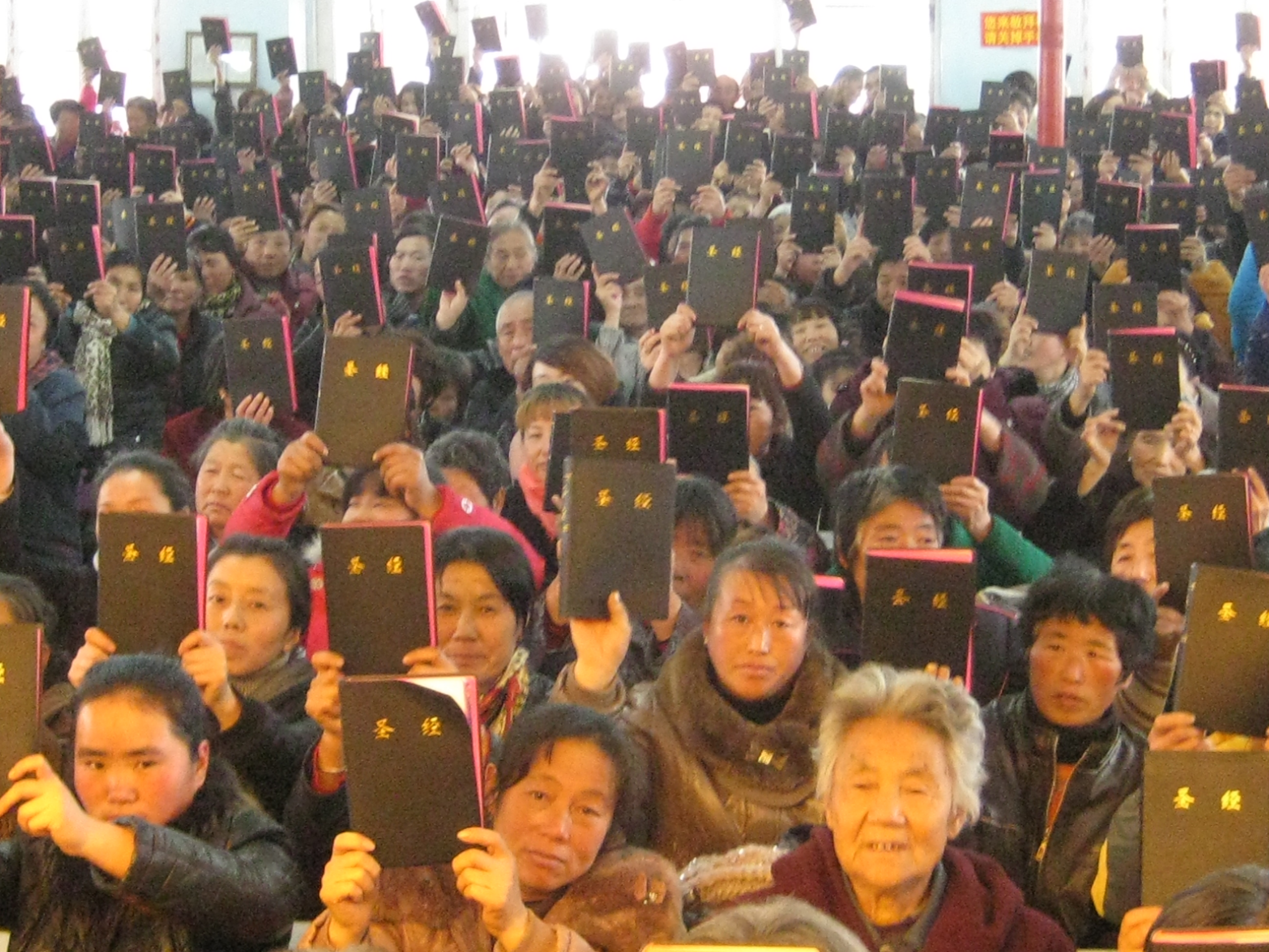 Bibles for China expands