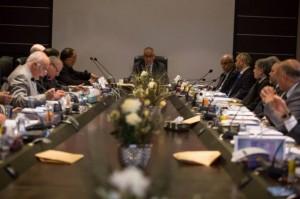 Cabinet of interim government