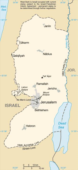 (Map courtesy CIA Factbook)