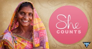 """""""She Counts"""" sends message of hope"""
