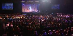 The Onething Conference in Kansas City, MO.