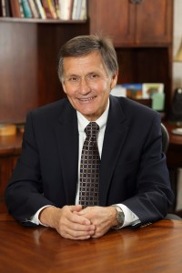 President Wayne Pederson announces HCJB Global has a new name, Reach Beyond.