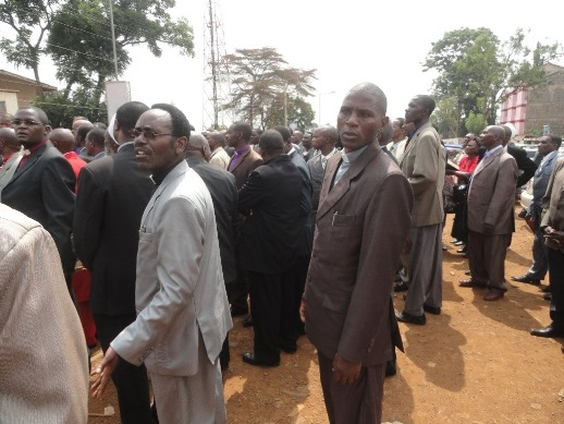 Kenyan bishops protest pay-to-preach law