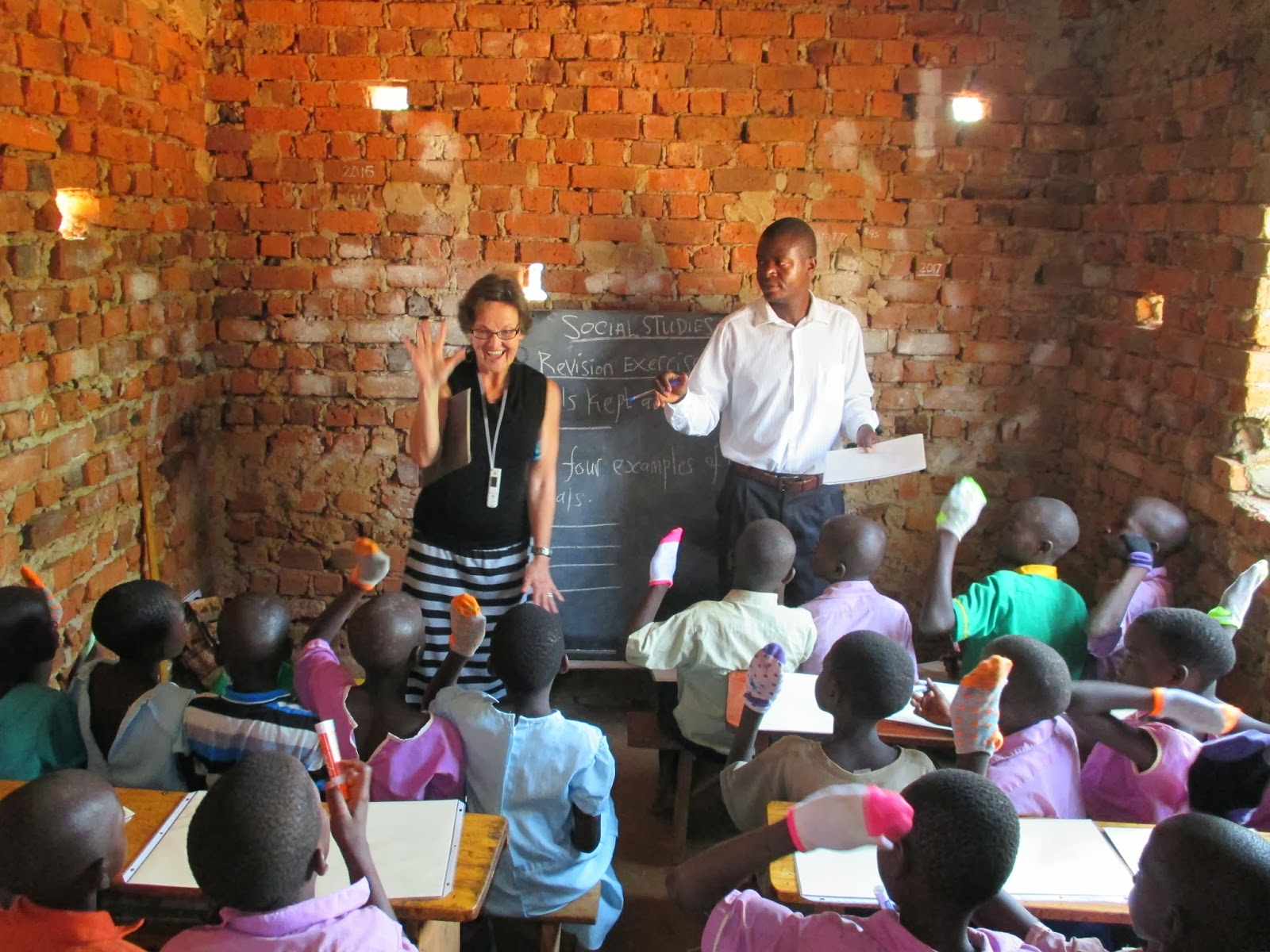 Afayo Project reaches children with the Gospel