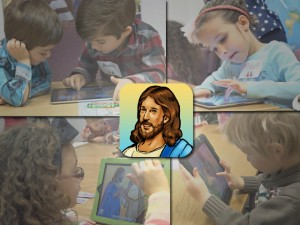 Bible.is app for Children