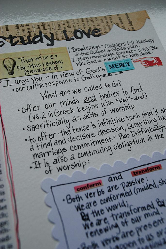 Biblica addresses engagement challenge