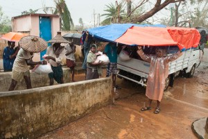 GFA teams are still helping Phailin survivors, four months after the storm hit land.  (Image courtesy GFA)