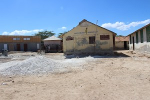 God works through Compassion International in the village of Trulejean.