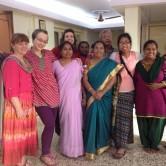 The India Partners and Sahaara teams.  (Image, caption courtesy India Partners)