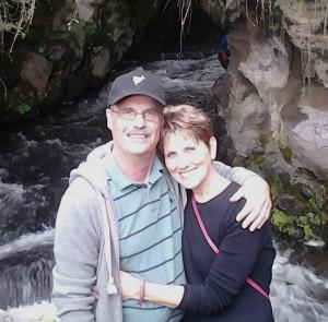 Graham and Sharon Nichols are transitioning to the coastal region of Ecuador.  (Image courtesy http://www.nichols4ecuador.org/)