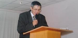 Pastor Kashkumbayev (photo courtesy of Open Doors USA)