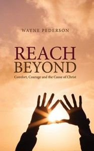 Get the book REACH BEYOND with your donation.