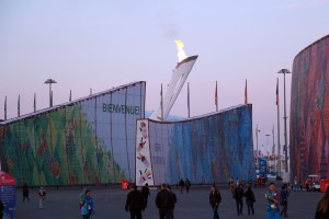 Olympic Park - Sochi, Russia (photo by Greg Yoder).