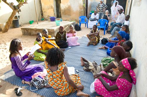 World Renew Senegal fighting injustice