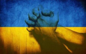 Please continue to pray for Ukraine.  (Image courtesy Sergey Rakhuba via Facebook)