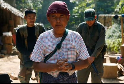 Burma nears end of difficult month