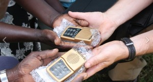 The Treasures are solar powered audio Bibles helped the Boko Haram come to Christ.