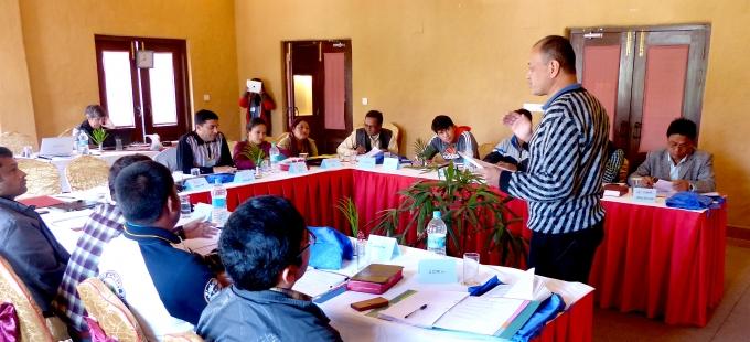Ministry sees fingerprints of God in Nepal