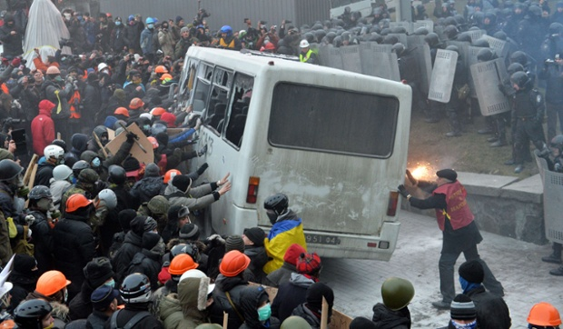 Hope springs eternal in Ukraine