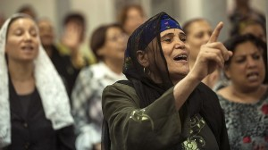 As Egypt's government steps down, Christians hope the quiet transition is a sign of peace on the horizon for a country characterized by violent turmoil since 2011