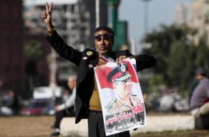 Egypt's powerful army chief Abdel Fattah el-Sisi is widely expected to win Egypt's presidential election.