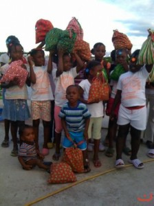 For Haiti with Love ministers to all different ages. Please help them in this time of need (Photo by For Haiti)