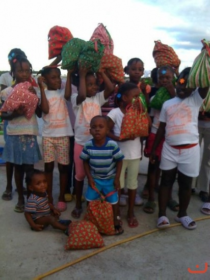 Starvation threatens Haitians as food runs out