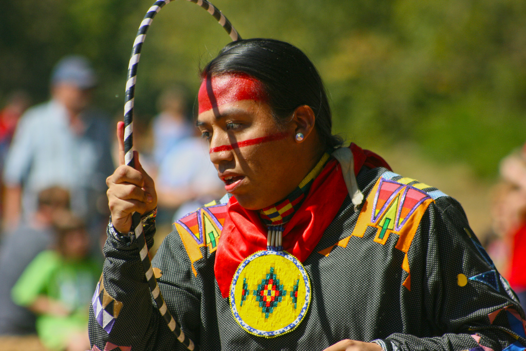 Native Americans: Crossing the Great Divide