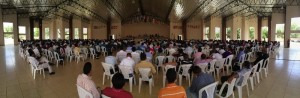 Pastors gather to be encouraged and re-committed. (Photo by Global Advance)