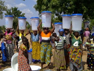 Clean water for a million by 2020