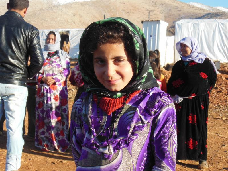 God is at work among Syrian refugees