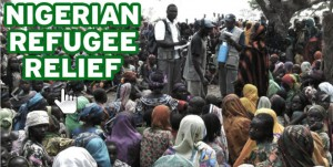 Support World Mission's Nigeria refugee relief effort.