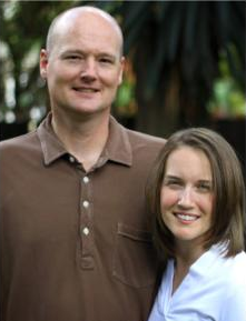 Both Jeff and Heather Pubols have been working with Wycliffe for over a decade. (Photo by Wycliffe USA)