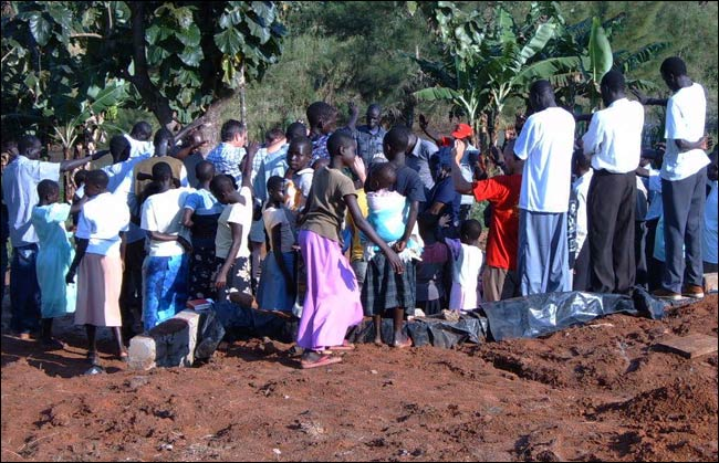 Central African Republic a religious battleground?