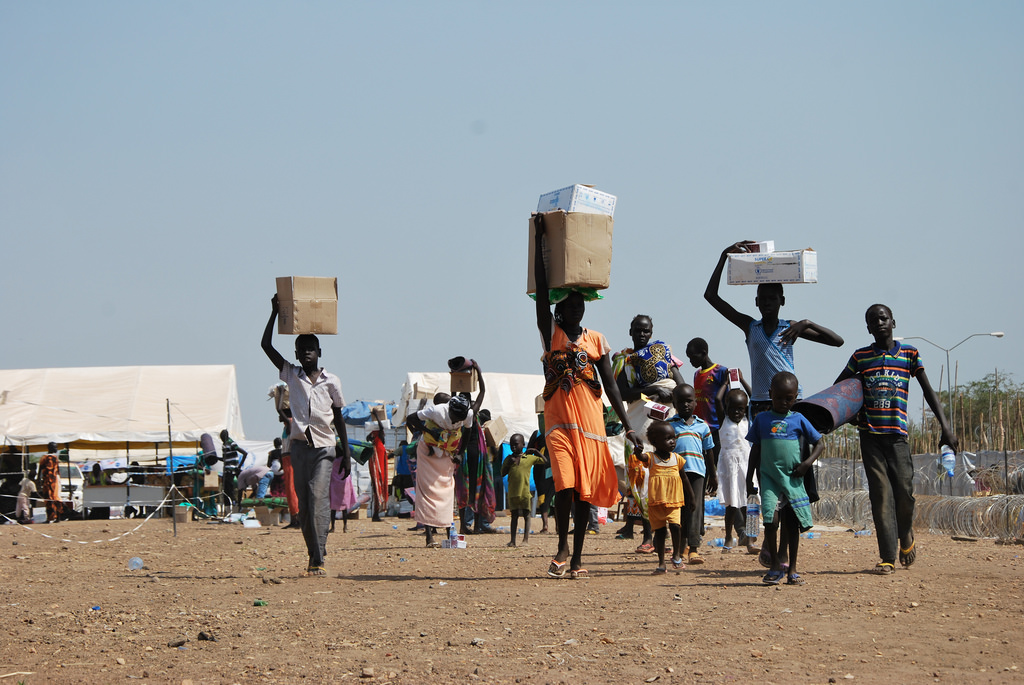 South Sudan refugees the forgotten of the forgotten