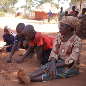 Central African Republic refugee crisis: level 3