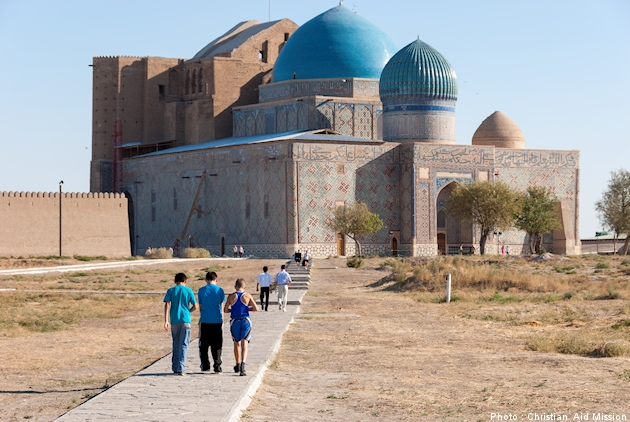 Overcoming prejudice and persecution in Central Asia