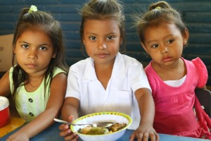 Food for the Hungry is provide food aid to earthquake victims in Nicaragua.